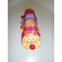 Pupazzo Antistress Bruco - Piccolo - 50 cm