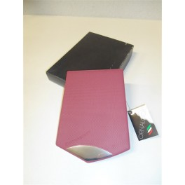 PORTA BLOCCO ORNALOOK CON BLOCK NOTES E PENNA A SFERA - ROSA