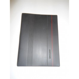 PORTA BLOCCO ORNALOOK CON BLOCK NOTES A5 - NERO