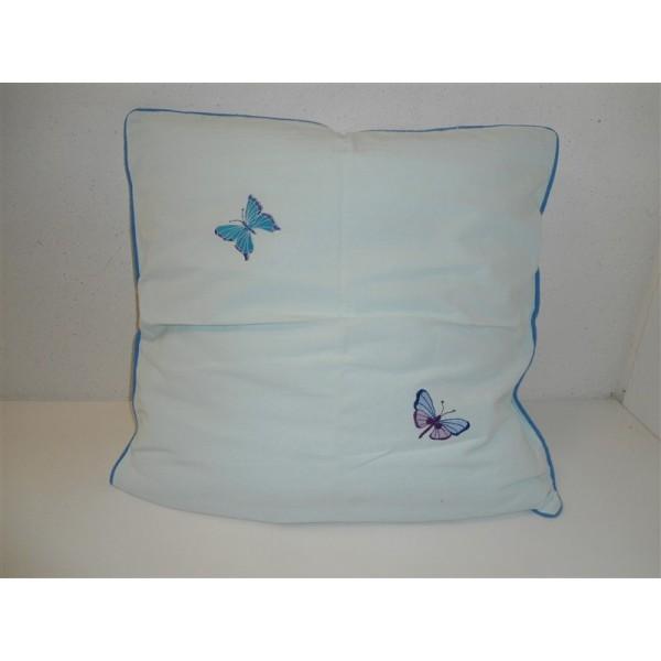 Federa cuscino arredo paniker copricuscino cotone divano for Divano 60 cm