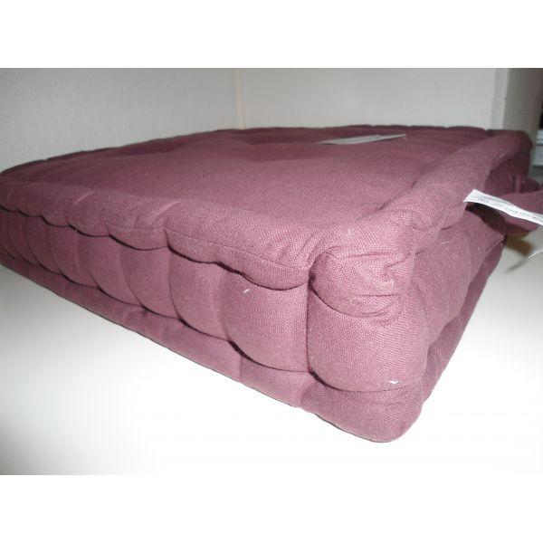 Cuscino viola materasso trapuntato winkler ebay for Cuscini materasso arredo
