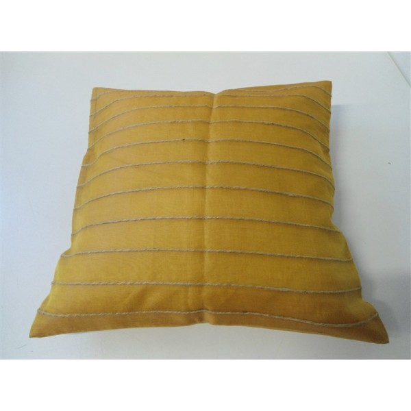 Federa cuscino arredo mereville copricuscino organza di - Fodera divano letto ...