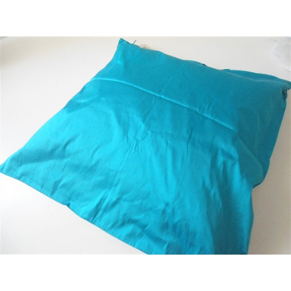 Federa cuscino arredo copricuscino fodera divano letto - Divano letto azzurro ...