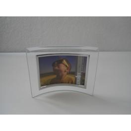 Portafoto In Vetro.Cornice Portafoto In Vetro 13 X 9 Tutto Per Il Pulito