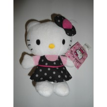 PELUCHE HELLO KITTY SANRIO ORIGINALE - 12 cm -