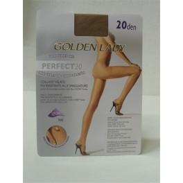reputable site ee4d0 6d59f CALZE COLLANT MODA GOLDEN LADY PERFECT 20 DEN Mis 4-L DAINO - Tutto per il  Pulito