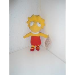 Peluche pupazzo Simpson Lisa - 25 cm -