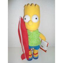 Peluche pupazzo Simpson Bart - 38 cm -