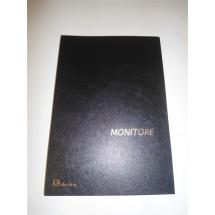 RACCOGLITORE MONITORE ARCHIVIAZIONE DOCUMENTI - ALMINI - 24 x 34.5 cm