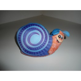 Pupazzo Antistress Lumaca - Piccola - 15 cm