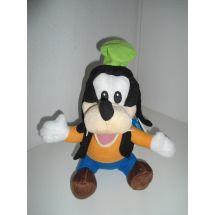 Peluche pupazzo Pluto - Goofy - Disney - 30 cm -