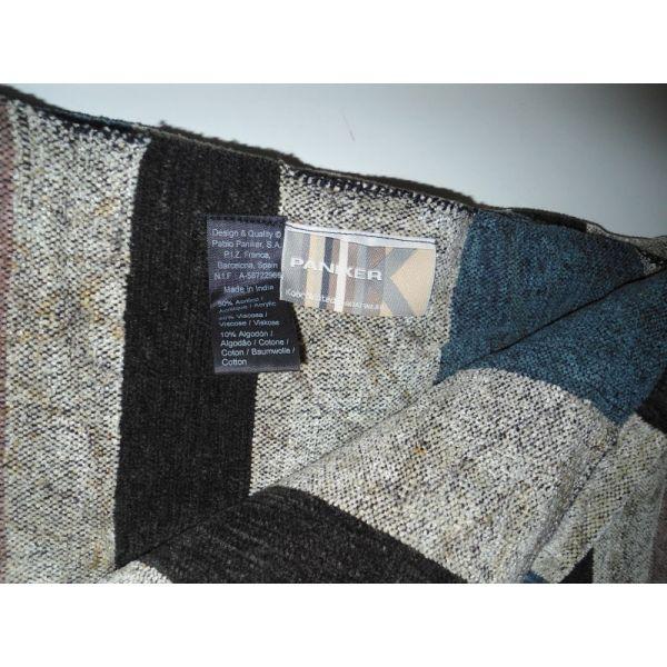 plaid coperta per divano paniker 120 x 180 cm tutto per