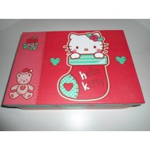 SCATOLA REGALO HELLO KITTY MEDIA CM 24