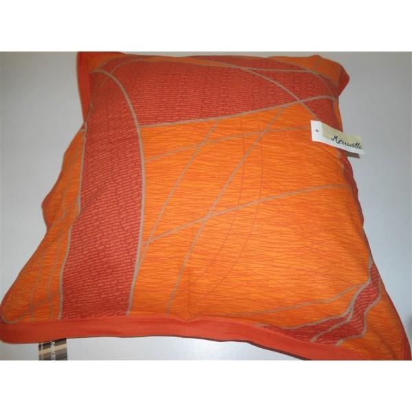Federa cuscino arredo paniker copricuscino fodera divano for Divano 60 cm