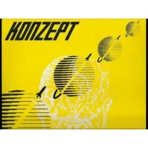 KONZEPT - LAST NIGHT (N.W. REMIX) - 1991 DISCO VINILE 33 GIRI