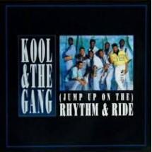KOOL & THE GANG - (JUMP UP ON THE) RHYTHM & RIDE - 1992 DISCO VINILE 33 GIRI