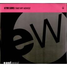 KYM SIMS - TAKE MY ADVICE - 1992 DISCO VINILE 33 GIRI