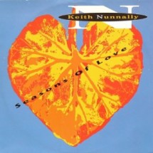 KEITH NUNNALLY - SEASONS OF LOVE - 1991 DISCO VINILE 33 GIRI
