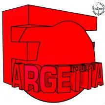 FARGETTA - YOUR LOVE - 1993 DISCO VINILE 33 GIRI