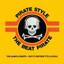 THE BEAT PIRATE - PIRATE STYLE - 1988 DISCO VINILE 33 GIRI