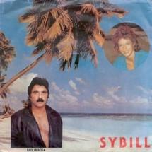 RIKY MEROLA X RAY - SYBILL-OUTLAW - DISCO VINILE 33 GIRI