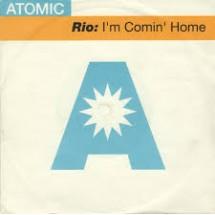 RIO - I'M COMIN' HOME - 1992 DISCO VINILE 33 GIRI