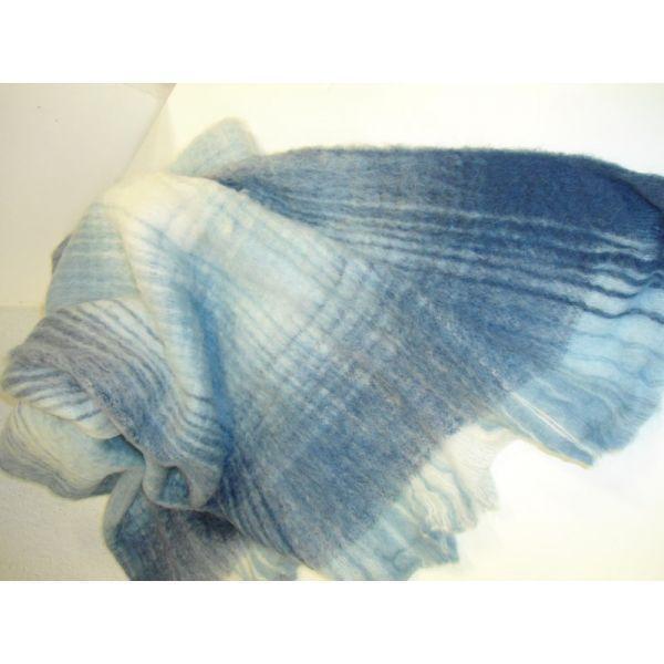 Coperta Lana Mohair.Dettagli Su Plaid Coperta Lana Mohair Per Divano 130 X 170 Cm