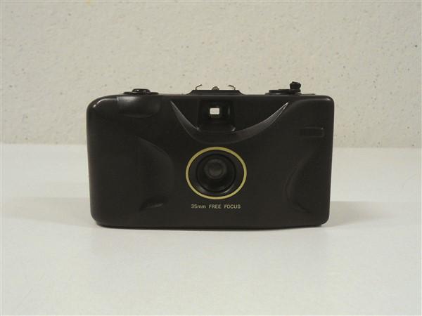 Macchina Fotografica A Rullino Pellicola Fotocamera Vintage Free Focus Camera 35 Ebay