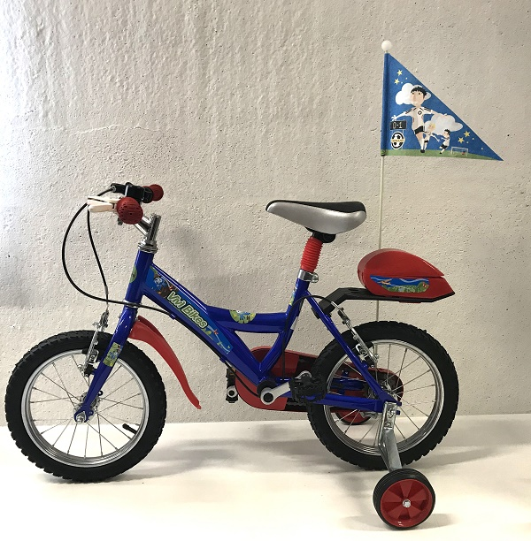 Dettagli Su Bici Bicicletta Bimbo Mountain Bike Bambino 14 4 6 Anni
