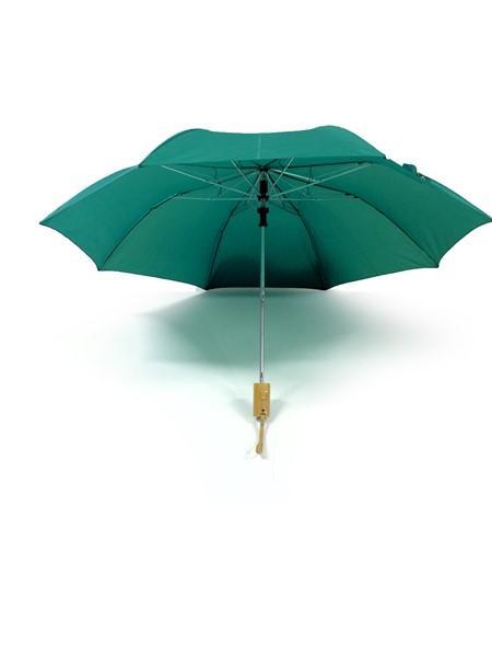 Pierre CARDIN Donna-Ombrello-TRASPARENTE-tasche ombrello su-a-AUTOMATIC NUOVO